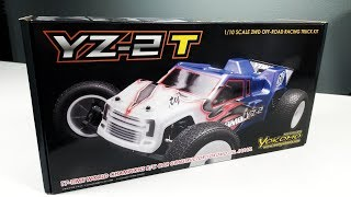 What's New: Yokomo YZ-2T 1/10 Stadium Truck Kit