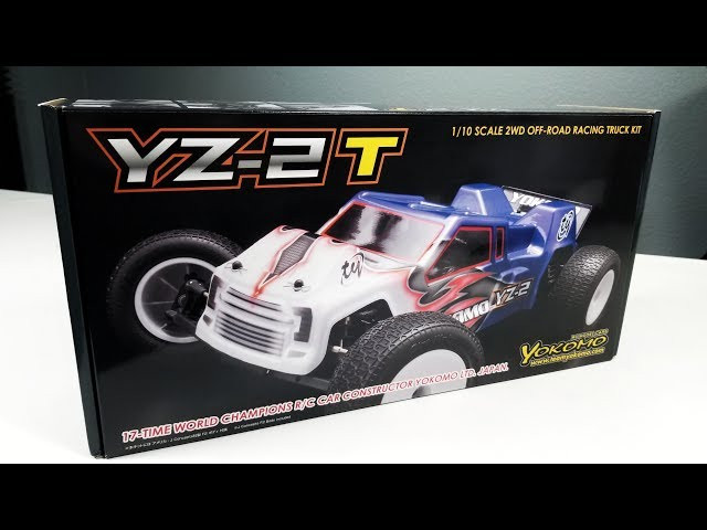 Whats New: Yokomo YZ-2T 1/10 Stadium Truck Kit