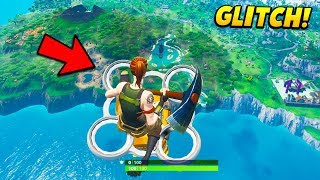 I Controlled a LOOT DRONE To Glitch Out The Map.. (Fortnite Battle Royale)
