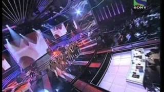 X Factor India - Deewana Group perform Pyar Hame Kis Mod Pe Le Aaya- X Factor India - Episode 14 - 1st Jul 2011