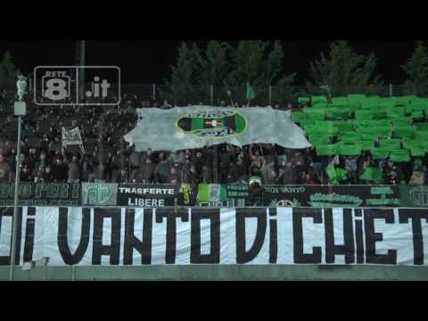 Chieti Calcio - L'orgoglio in una manifestazione