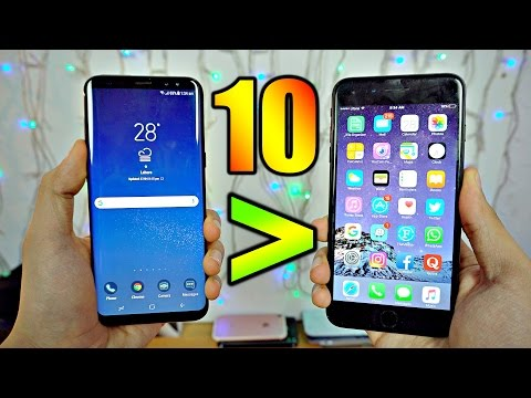 Thumbnail: 10 Reasons Why Galaxy S8 Plus is Better Than iPhone 7 Plus! (4K)