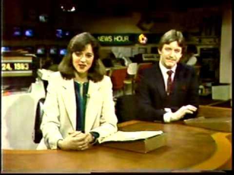 BCTV News Wrap Christmas Eve 1983 YouTube