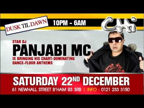 PMC AND OFFLICENCE - CHI BAR 22 DEC
