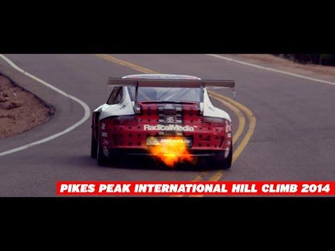Jeff Zwart Pikes Peak International Hill Climb 2014