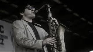 I Can't Get Started by Steve Grossman Live In Tokyo Feb. 8 1986