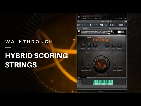 Hybrid Scoring Collection: Strings | In Depth Walkthrough
