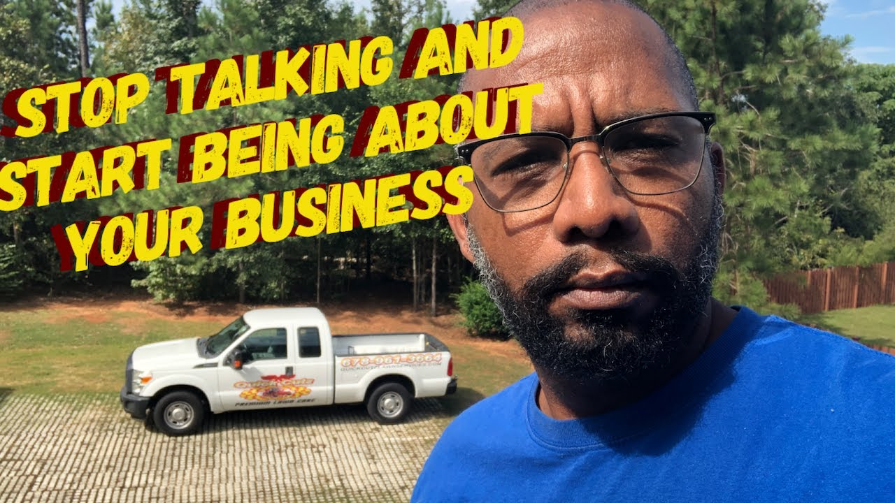 THE TRUTH ABOUT LAWNCARE.... CAN YOU HANDLE THE TRUTH?
