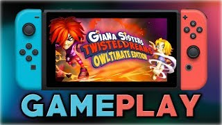 Giana Sisters: Twisted Dreams - Owltimate Edition | First 20 Minutes | Nintendo Switch