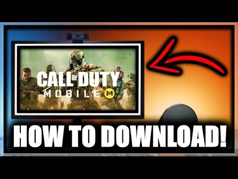 How to Download & Play Call of Duty Mobile On PC! (Easy NEW