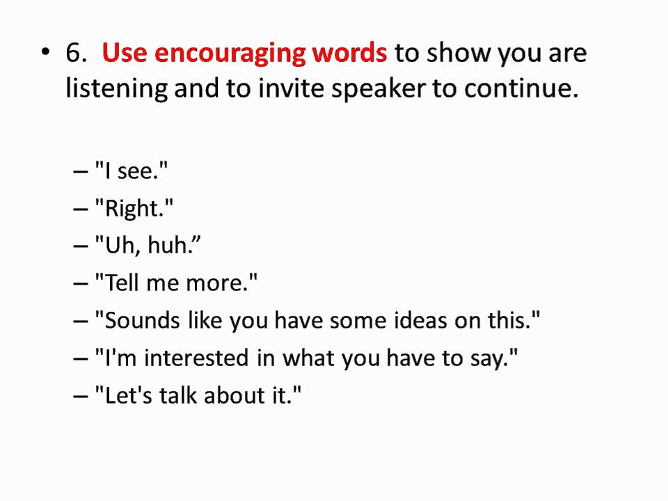 active listening 3 essay Learn to communicate effectively and improve your interpersonal communication skills with these 75 communication skills training articles  active listening.