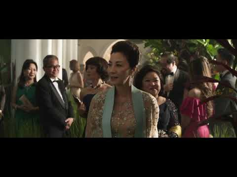 Crazy Rich Asians - Princess Intan At The Wedding