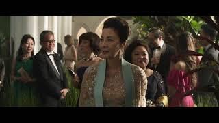 Crazy Rich Asians - Princess Intan at the wedding
