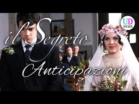 Anticipazioni Il Segreto, puntate 2-6 Gennaio 2018. Beatriz blocca le nozze di Matias e Marcela!