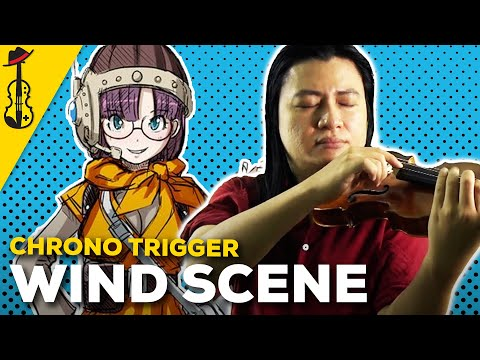 Chrono Trigger: Wind Scene (Yearnings of the Wind) [Violin & Viola Cover]    String Player Gamer