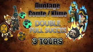 #2 Duotage Comte + Klime : Versatile/Statue/Nomade/Pusillanime/Duo/Score200 en 3 tours