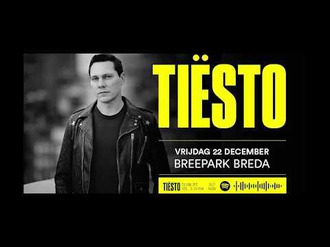 Tiësto presents Clublife  | Breepark Breda | Vlog/Aftermovie