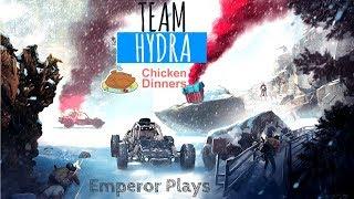 🔴H¥DRA Emperor - PUBG Mobile LIVE Stream! #TeamHydra | LIKE & SUBSCRIBE