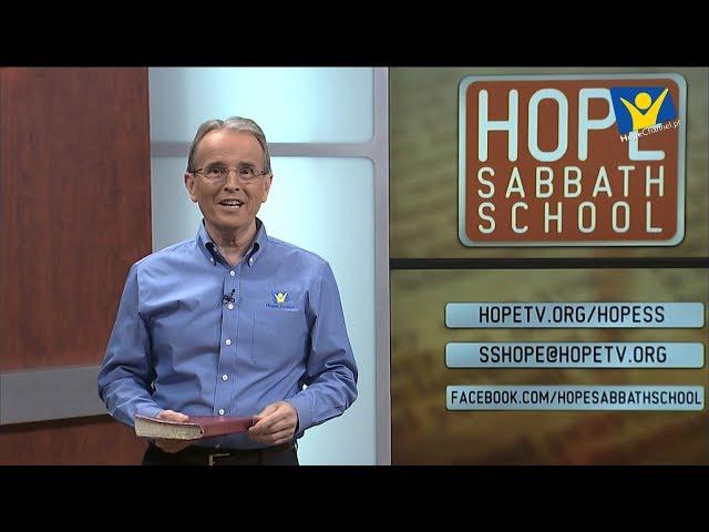 Szkoła Sobotnia Hope Channel - Lekcja III (20 kwietnia 2019)