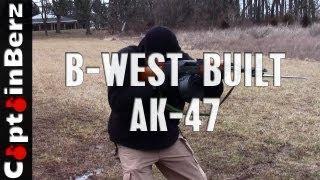 Video B-WEST AK-47 (7.62x39) download MP3, 3GP, MP4, WEBM, AVI, FLV Agustus 2018