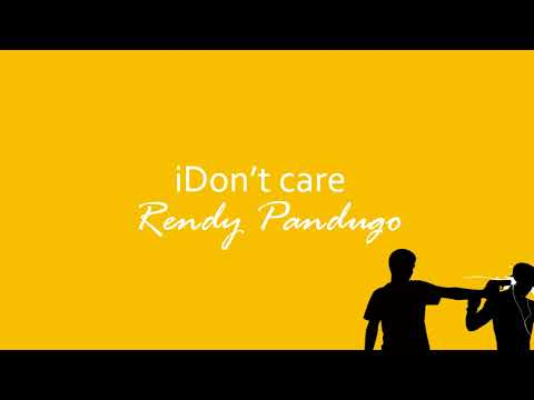 I Don't Care - Rendy Pandugo (Piano Cover By Michael Boy)