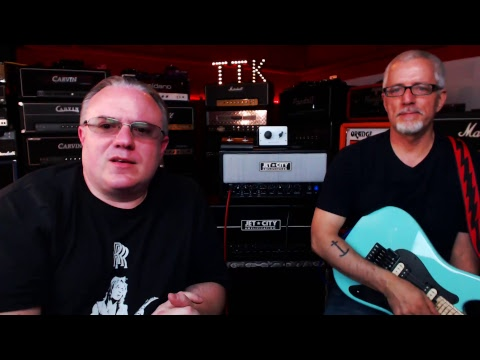 Jet City Amelia & JCA Custom 22 - LIVE with Doug White