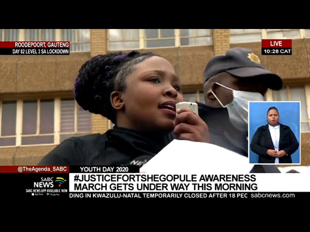 Activism around the country on Youth Day 2020