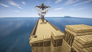 Odyssey Trireme | Minecraft Speed Build Showcase