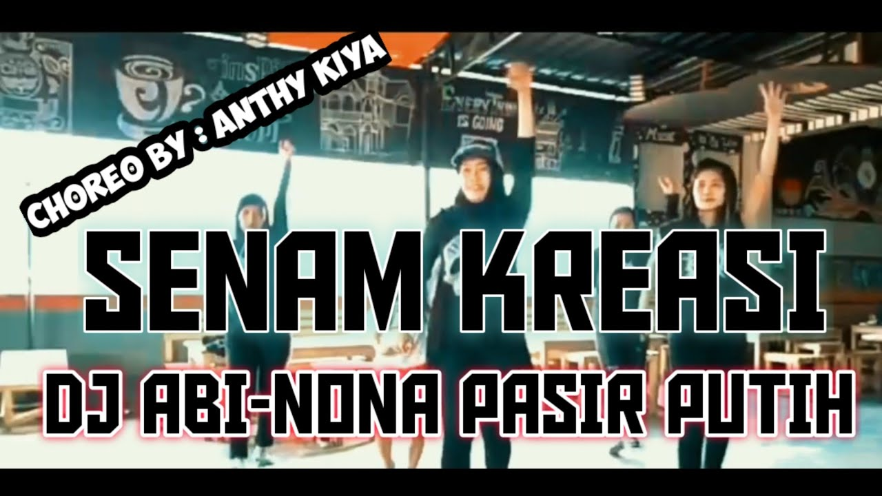 Senam Kreasi Nona Pasir Putih (Official Video)
