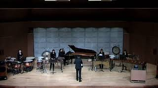 [STUDIO2021] 강석희 Sukhi Kang  Vortex for 4 Percussionists and Piano (2004) Sukhi Kang at 80