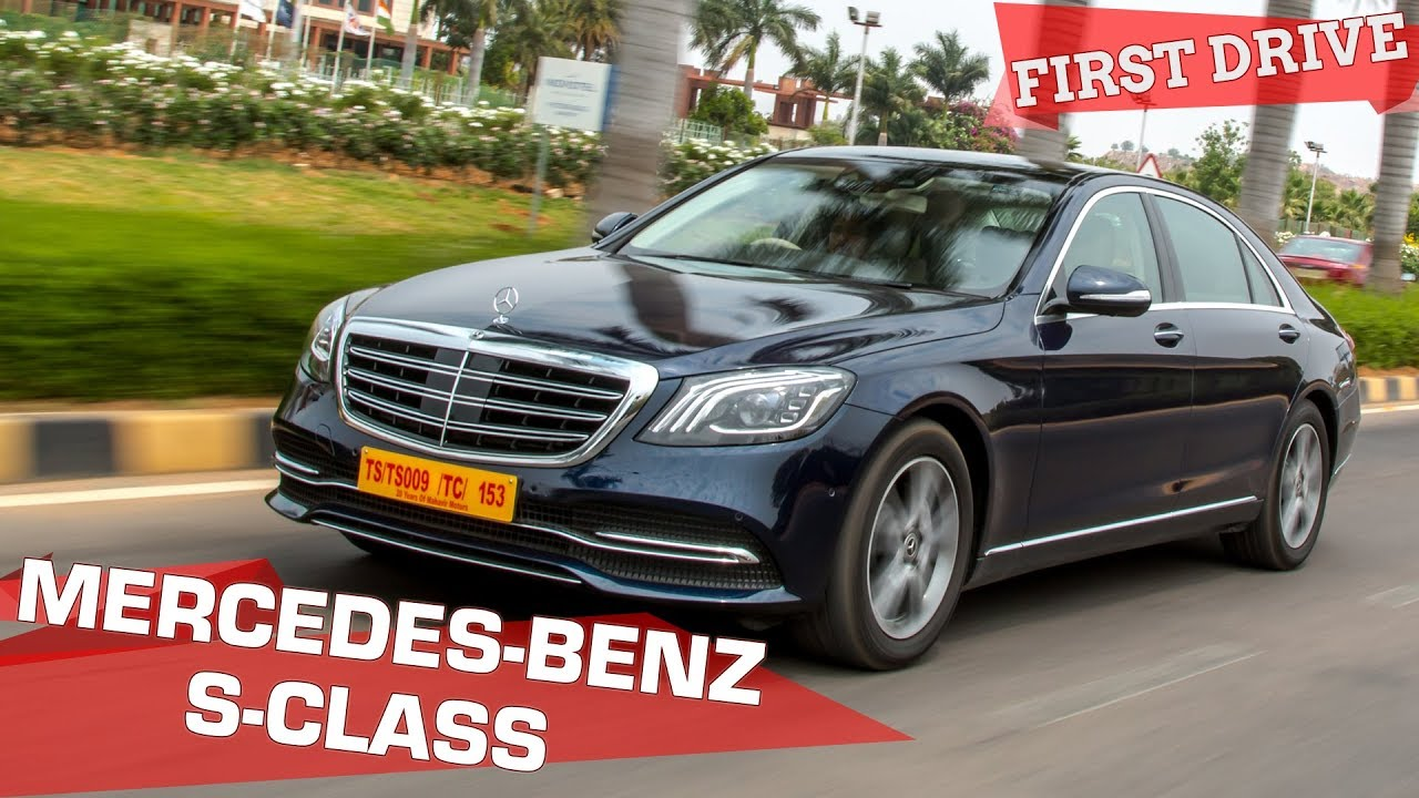 2018 Mercedes Benz S Cl Epitome Of Luxury S350 First Drive Review Zigwheels