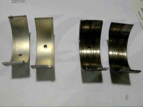 Quad4 Connecting rod bearing