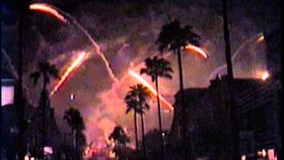 Disney-MGM Studios | Sorcery in the Sky | Fireworks 1995