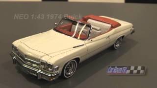 Nuremberg Toy Fair 2011: NEO 1974 Buick