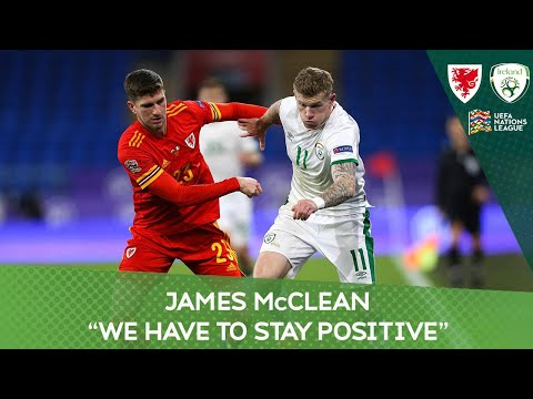 INTERVIEW | Three Man of the Match James McClean on Wales defeat