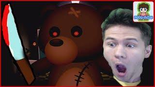 СТРАШНЫЕ МИШКИ НАПАЛИ bear haven  игра похожа на 5 ночей с Фредди. От Фаника