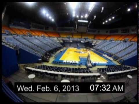Hulman Center - Indiana State University (A Time Lapse)