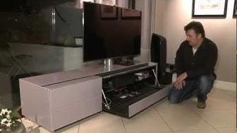 So kann Unterhaltungselektronik in den eigenen 4 Wänden aussehen!