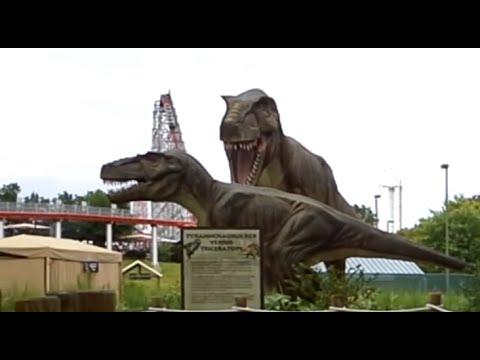Dinosaurs Alive at Dorney Park 2014