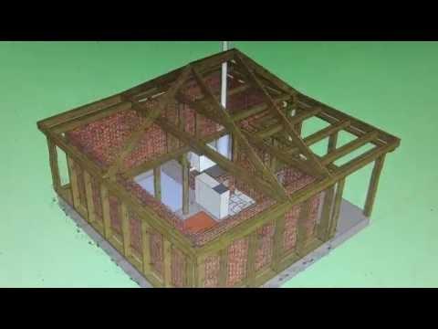 Бани и сауны, проекты бань и саун, строим сами, баня сауна своими руками
