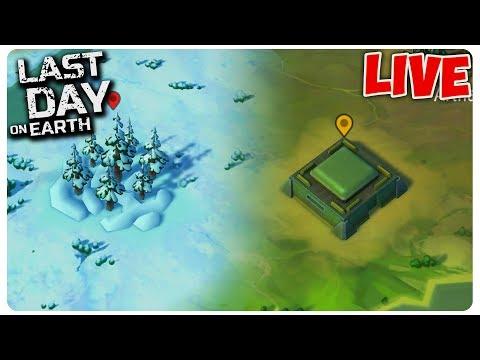 Zona de gheata & Bunker Alfa   Last Day on Earth [LIVE#12]