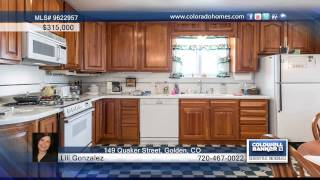 149 Quaker Street  Golden, CO Homes for Sale | coloradohomes.com(, 2015-02-27T18:50:11.000Z)