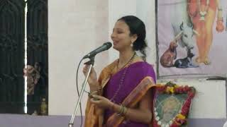 Kousalecha Ram bai with commentory by Prachi Bhat Mule