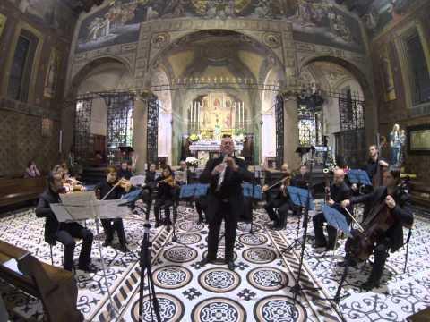 Mission - Carlo Romano e Gruppo Strumentale Alta Val Seriana - Ponte Nossa 26 ottobre 2013