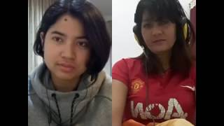 SMULE Indonesia Keren banget Lady Rocker Mistery cinta