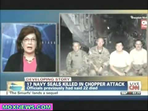 Pentagon Changes It's Story on death of SEAL Team 6, Number of SEALs Killed Changes From 22 To 17