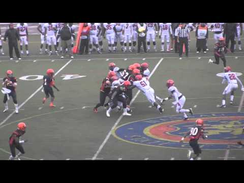 2014 Georgia Military College Football Highlights