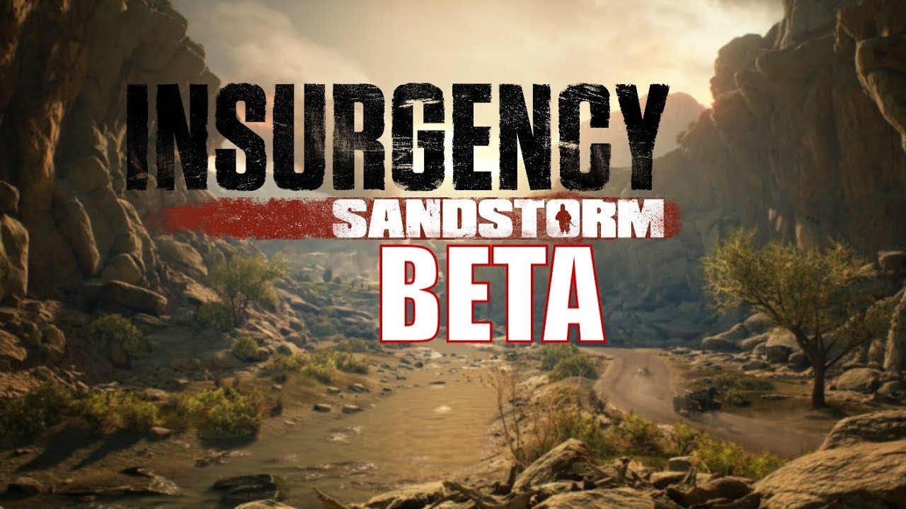 How to Get a Free Beta Key of Insurgency Sandstorm
