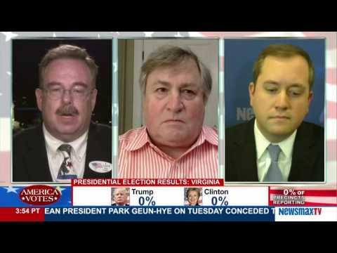 America Votes | Dick Morris, Michael P. Flanagan, and Kevin Walling - Could this end in a tie?
