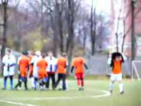 The travel in Piter. Damochka.ru -  football